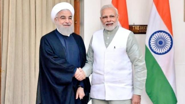 Modi also discussed bilateral cooperation across a range of areas and regional issues during the meeting with Rouhani.