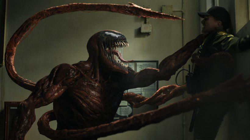 """""""Venom: Let There Be Carnage"""" - Credit: Sony"""