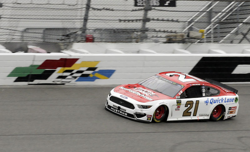 Place your bets: NASCAR pushes its chips on sports gambling
