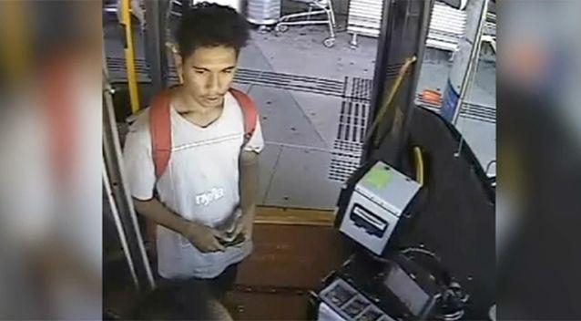 Anyone who might recognise the man depicted in the video is urged to contact authorities. Source: Queensland Police