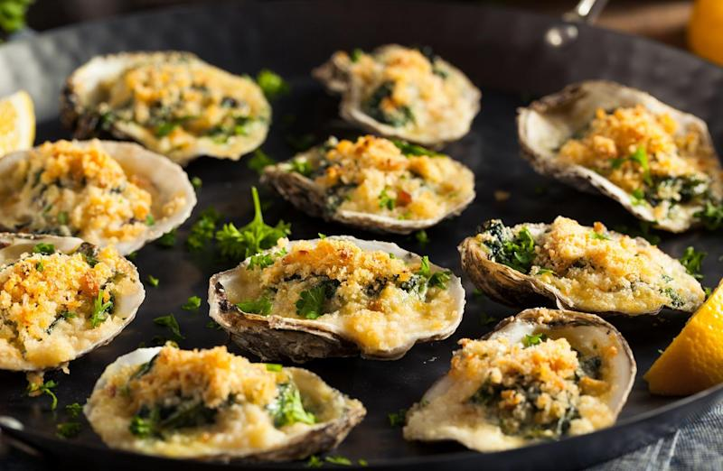 Celebrate National Oyster Day with this throwback recipe