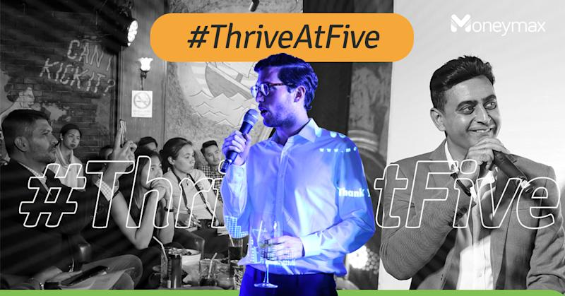 #ThriveAtFive 5th Anniversary Celebration | Moneymax