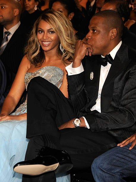 """<p>Rapper Jay Z is a star in his own right. So, when it came time to tie the knot, the two stars chose a quiet event. The couple started dating after they collaborated on Jay Z's song, <a href=""""https://www.amazon.com/Bonnie-Clyde-feat-Beyonc%C3%A9-Knowles/dp/B004BSDSG0/ref=sr_1_1?tag=syn-yahoo-20&ascsubtag=%5Bartid%7C10055.g.34743066%5Bsrc%7Cyahoo-us"""" rel=""""nofollow noopener"""" target=""""_blank"""" data-ylk=""""slk:""""03 Bonnie and Clyde."""""""" class=""""link rapid-noclick-resp"""">""""03 Bonnie and Clyde.""""</a> They tied the knot in secret in 2008 at Jay Z's apartment, followed by a celebration with family and friends. Their <a href=""""https://www.latimes.com/entertainment/gossip/la-et-ap-beyonce-jayz22apr22-story.html"""" rel=""""nofollow noopener"""" target=""""_blank"""" data-ylk=""""slk:signed wedding license"""" class=""""link rapid-noclick-resp"""">signed wedding license</a>, dated April 4, was filed at the end of April in Scarsdale, New York. <br></p>"""