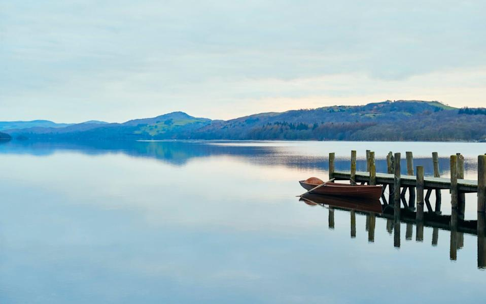 Coniston Water – one of our picks for a wild swim