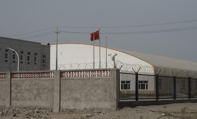 The government maintains that the Uighur and Kazakh villagers are
