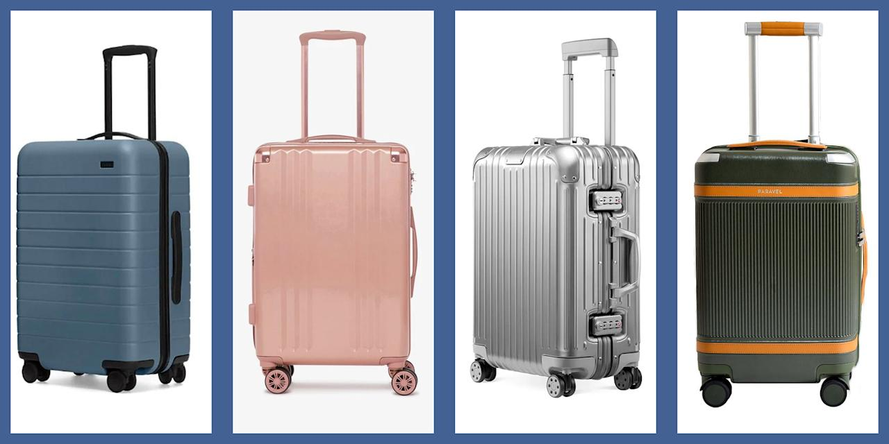 <p>Shopping for new luggage is no easy feat. There's a seemingly endless supply of brands to chose from, and countless styles of suitcase that each come with a range of features. That's why we decided to break down the best luggage brands on the market, ranging from luxury suitcases for the most discerning of travelers and high-tech smart suitcases so you can stay connected on the go to the truly customizable bag that will set you apart in a sea of classic black luggage and a classic rolling duffle for your heavy duty travel needs.</p><p>Shop our 12 favorite luggage brands below. </p>