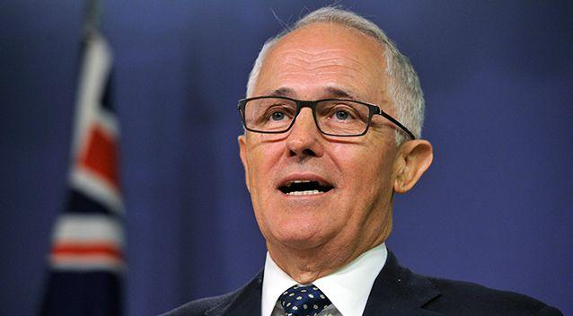 Mr Turnbull went on an expletive-laden rant at Mr Abbott. Source: AAP