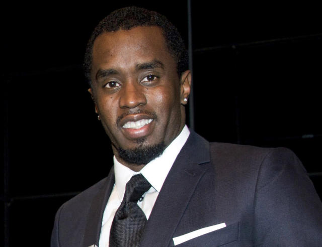 "FILE - This Oct. 16, 2012, file photo, shows Sean ""Diddy"" Combs at the National Action Network's 3rd Annual Triumph Awards in New York. Combs was a passenger in an SUV that was hit by another car in front of the Beverly Hills Hotel, Wednesday, Oct. 24, 2012, but the hip-hop and fashion mogul was not taken to a hospital. (Photo by Charles Sykes/Invision/AP, File)"