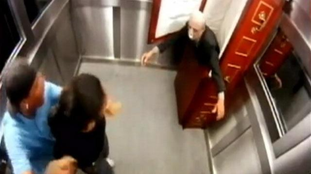 Coffin Scare Prank Goes Viral