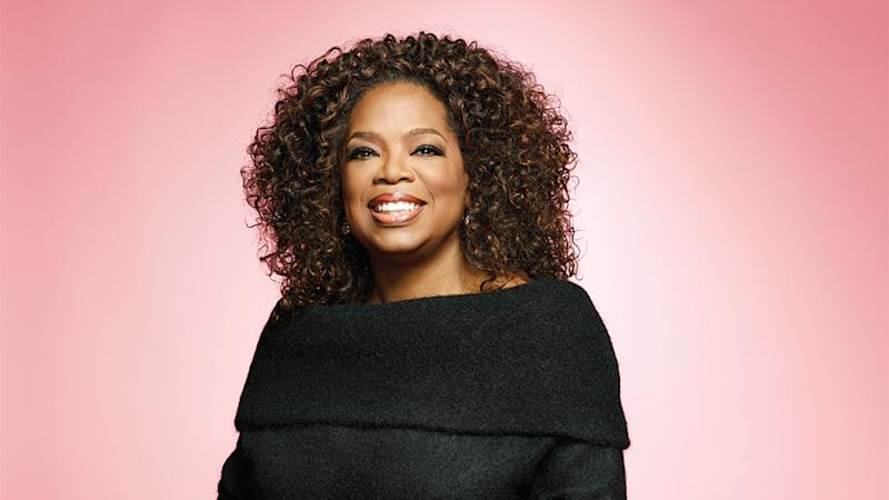 Oprah doorknocks in support of possible first black female United States  governor