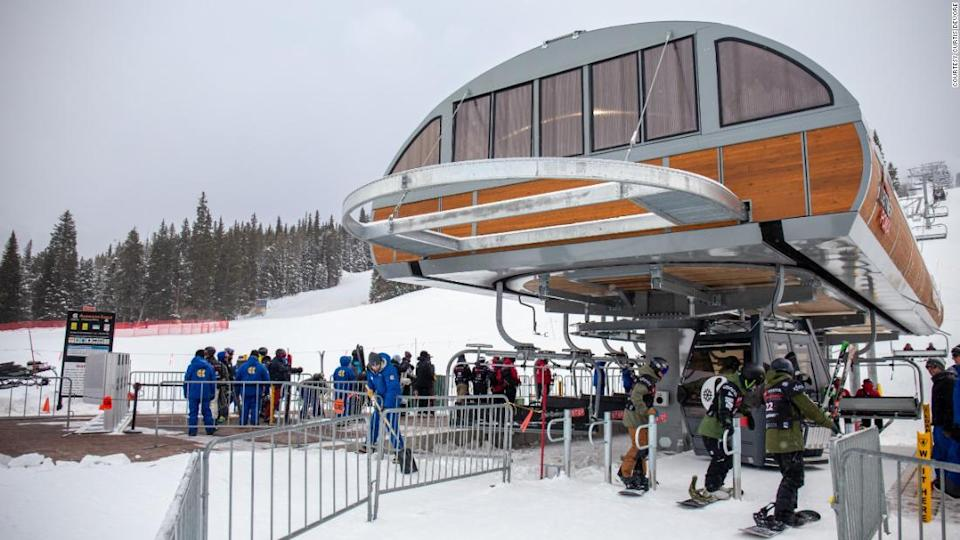 "<p>Visitors to Copper Mountain can hop on The American Eagle or they can trek uphill. </p><div class=""cnn--image__credit""><em><small>Credit: Courtesy Curtis DeVore / Courtesy Curtis DeVore</small></em></div>"