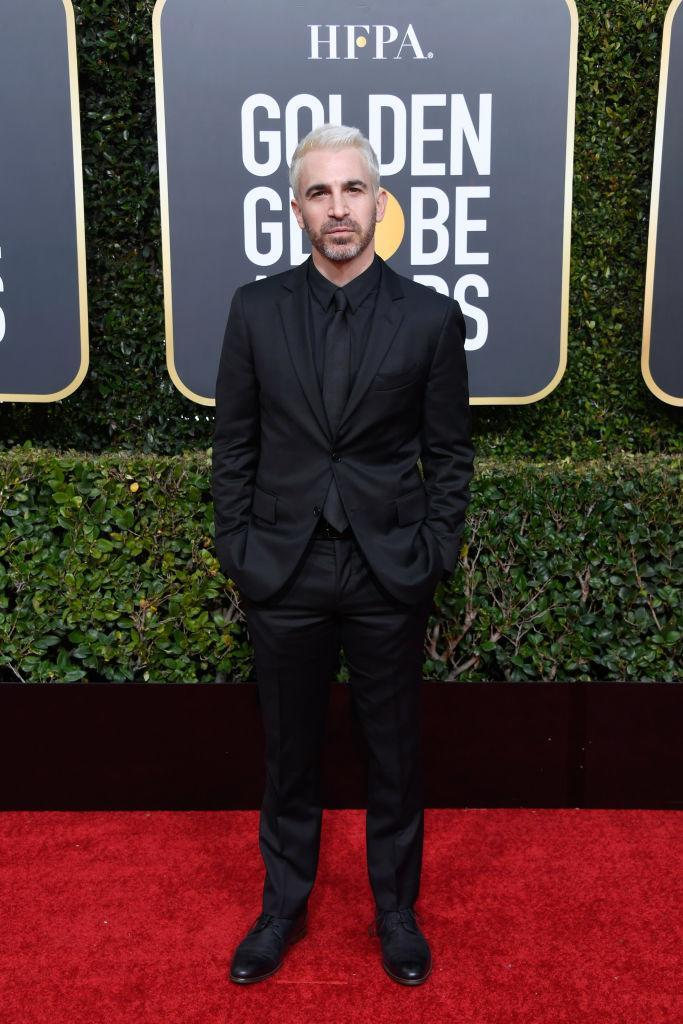 <p>Chris Messina attends the 76th Annual Golden Globe Awards at the Beverly Hilton Hotel in Beverly Hills, Calif., on Jan. 6, 2019. (Photo: Getty Images) </p>