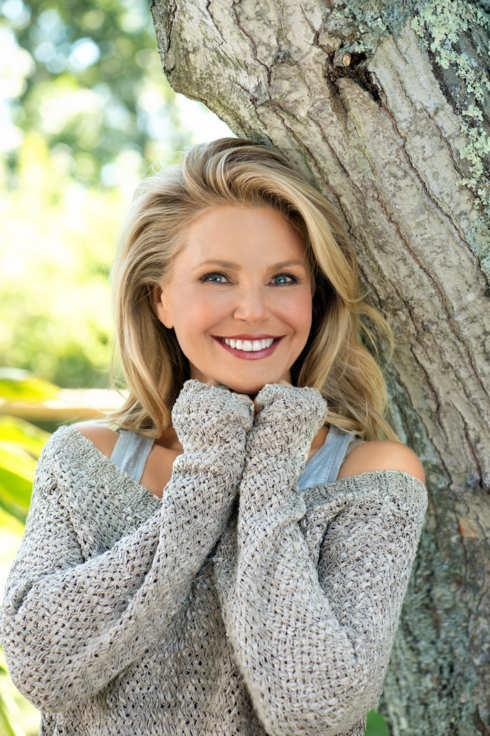 Christie Brinkley On Latte Art Wellness And Cheese