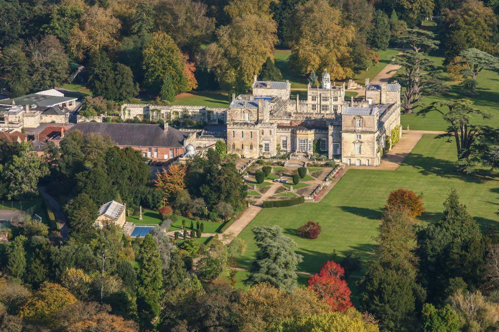 """<p>In 1544, King Henry VIII granted <a href=""""https://www.wiltonhouse.co.uk"""" target=""""_blank"""">Wilton House</a>—originally a 9th-century nunnery—and its land to William Herbert, 1st Earl of Pembroke, and it's been kept in the family ever since, for over 475 years (the 18th Earl of Pembroke and the Countess of Pembroke are the current owners of the home). A program to ensure the restoration of the Palladian-style home was started by the 17th Earl of Pembroke, and it continues to this day through funding from the Wilton House Trust. This program also includes new additions, such as the creation of several gardens on the estate, as well as the restoration of the South Front of the home, which includes the incredibly opulent state rooms. </p><p>In addition to being used as a filming location for <em>Emma</em> and The Crown, Wilton House can also be seen in two other Jane Austen film adaptations:  <em>Pride & Prejudice</em> (2005) and <em>Sense & Sensibility </em>(1995). Wilton House is open to visit beginning in April and ending in September and is often used for weddings and other events.</p>"""