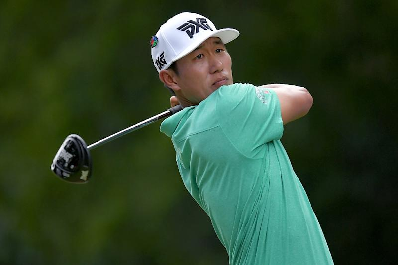 James Hahn, Ricky Barnes share early lead
