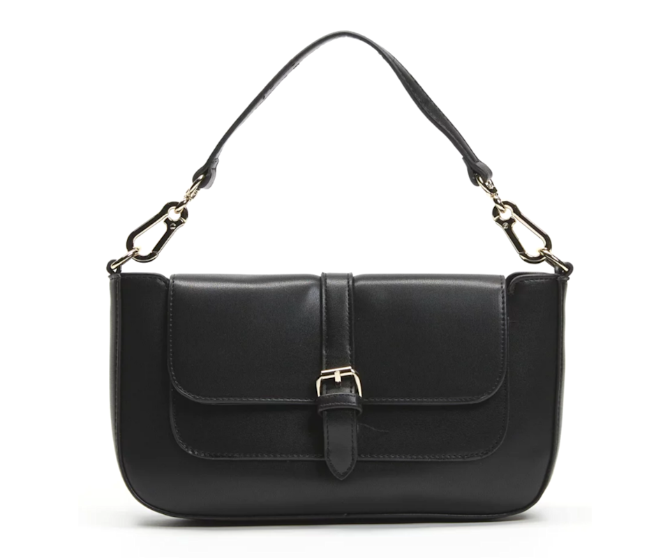 Classic over the shoulder bag to match with any outfit. Photo: The Iconic