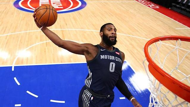 Andre Drummond rückt ins NBA All-Star Team