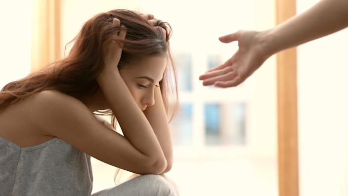Clinical depression has a significant negative impact on daily life.