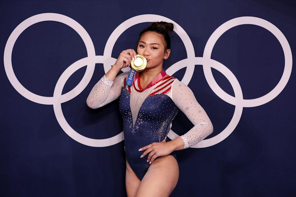 """<p>Biography: 18 years old</p> <p>Event: Women's gymnastics individual all-around</p> <p>Quote: """"The waiting game was something I hated so much, but when I saw my score came out on top, it was so emotional. It doesn't feel like real life.""""</p>"""