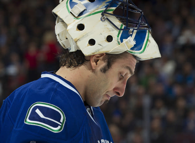 Why luongo should be traded