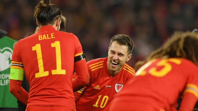 Aaron Ramsey's Euro 2020 qualifying campaign had been ruined by injury until his brace against Hungary sealed a place at the finals.