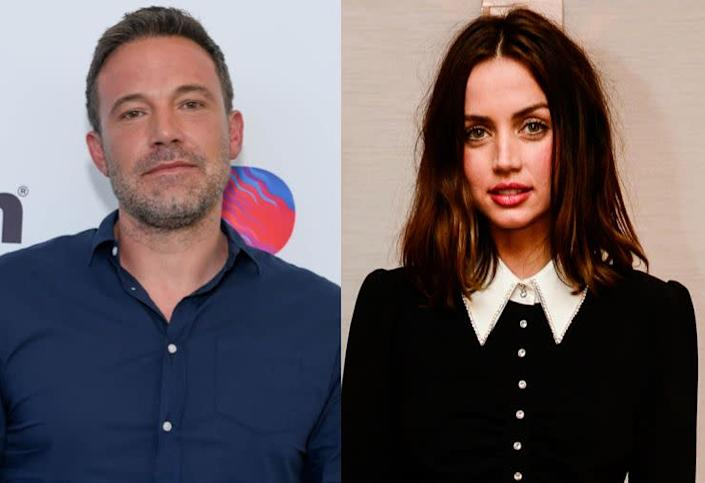 Affleck and de Armas started dating in early March. (Photo: GettyImages)