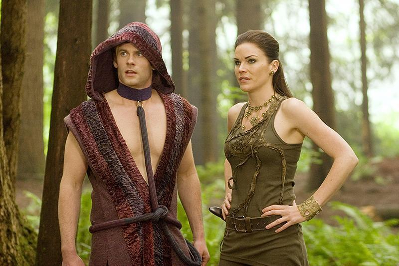 <p>In the wake of its successful <em>Battlestar Galactica </em>relaunch — a case study in how to do a reboot right — Syfy (then still known as Sci-Fi) tried to resurrect an even older sci-fi property: Flash Gordon, the intergalactic adventurer who previously headlined comic strips, cartoons, and a widely loved/mocked feature film. Rather than embrace the character's earnest cheesiness, though, the series tried to give Flash a 21st-century dash of cool and, in the process, turned him into a big-league jerk. <em>— Ethan Alter</em><br><br>(Photo: Jeff Weddell / Reunion Pictures / Courtesy: Everett Collection) </p>