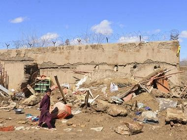 Afghanistan floods: UN report says 20 people have died due to heavy rains in Kandahar, 2,000 homes damaged