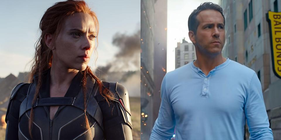 The 12 Best Action Movies of 2021 (So Far)