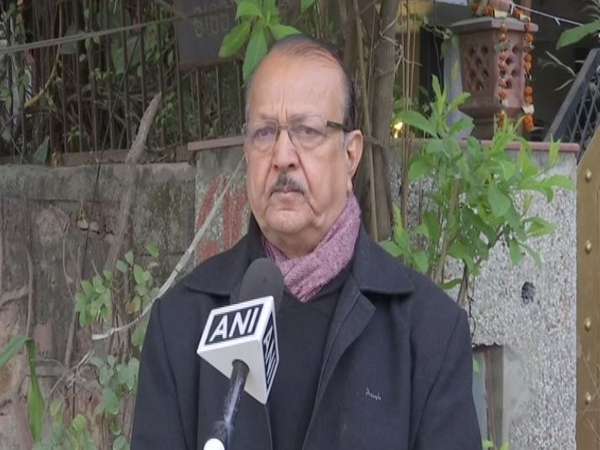 Bahujan Samaj Party national spokesperson Sudhindra Bhadoria [Photo/ANI]