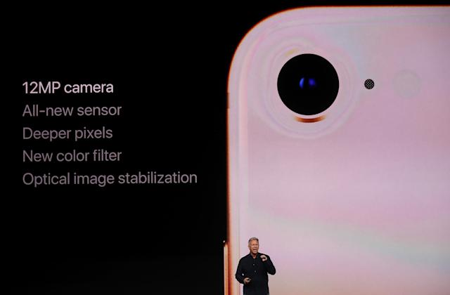 <p>In addition to the improved quality, you'll also get better colours and image stabilization compared to older models. (Photo by Justin Sullivan/Getty Images) </p>