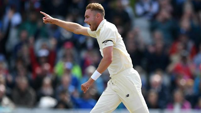 Another Test match, another wicket for Stuart Broad, who reached a major milestone in England's clash with New Zealand.