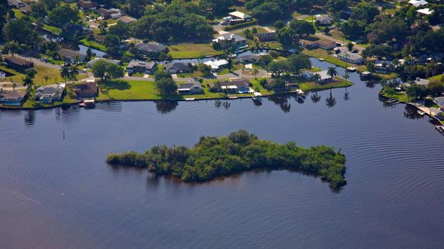 Private Island in Florida Being Auctioned Online