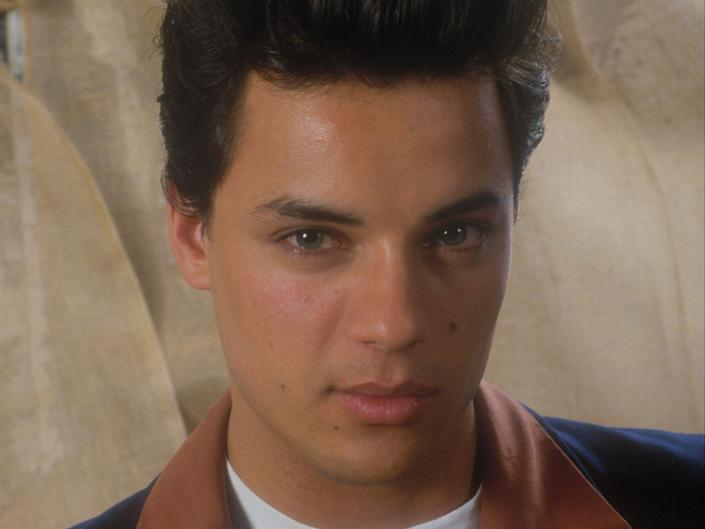 Nick Kamen's partner, Lucinda Cary, says 'he died with a lot of dignity and respect'Andre Csillag/Shutterstock