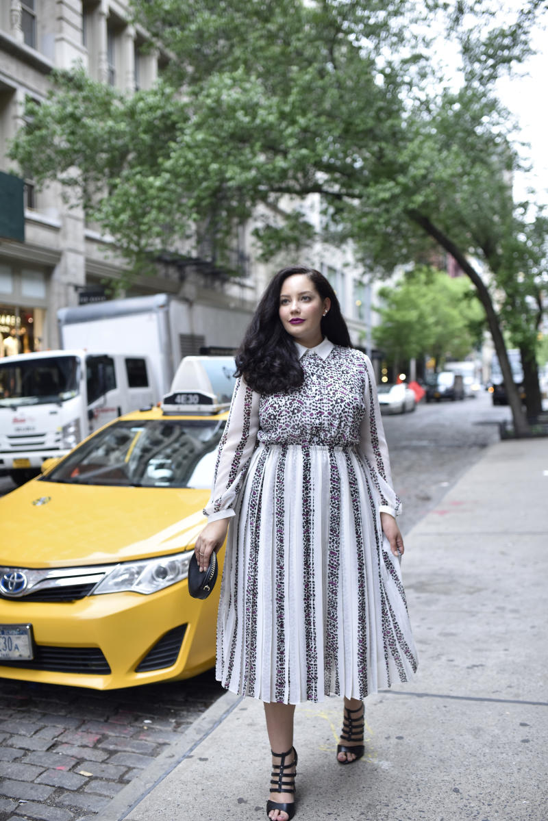 39ff28ab4035 EXCLUSIVE: Lane Bryant Taps Tanesha Awasthi for First Influencer Product  Collaboration