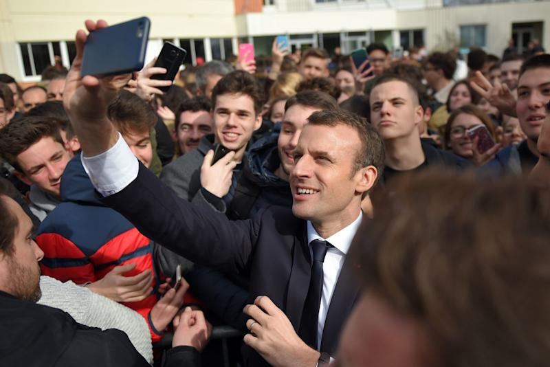 France creates secure chat app to keep its president off Telegram