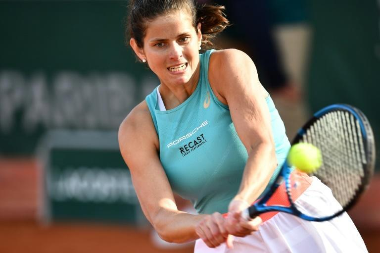 Germany's Julia Goerges played her last professional tennis match at Roland Garros on October 1 when she lost to Laura Siegemund in the second round