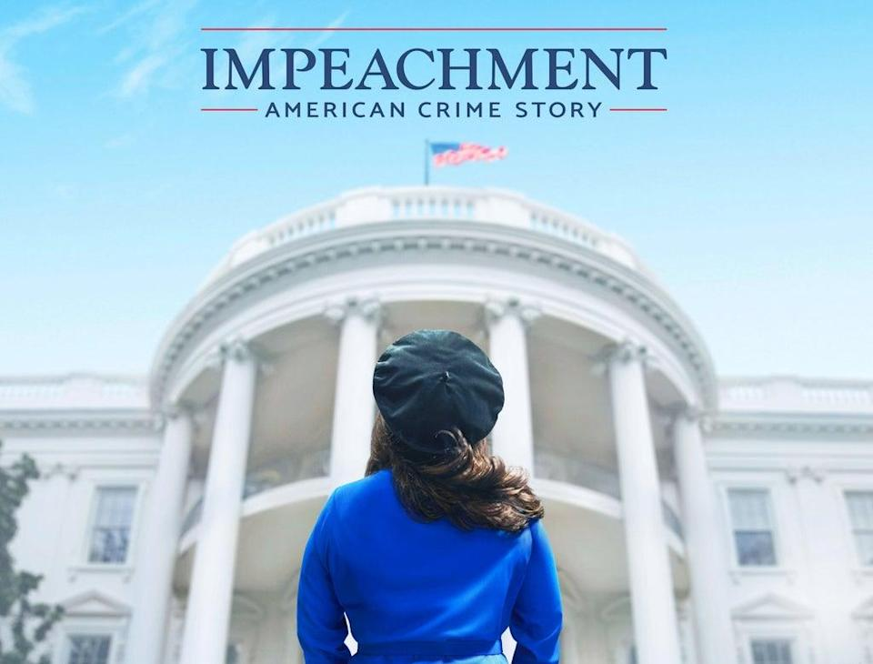 Impeachment will be on BBC2 from October 19 (BBC/Tina Thorpe/FX)