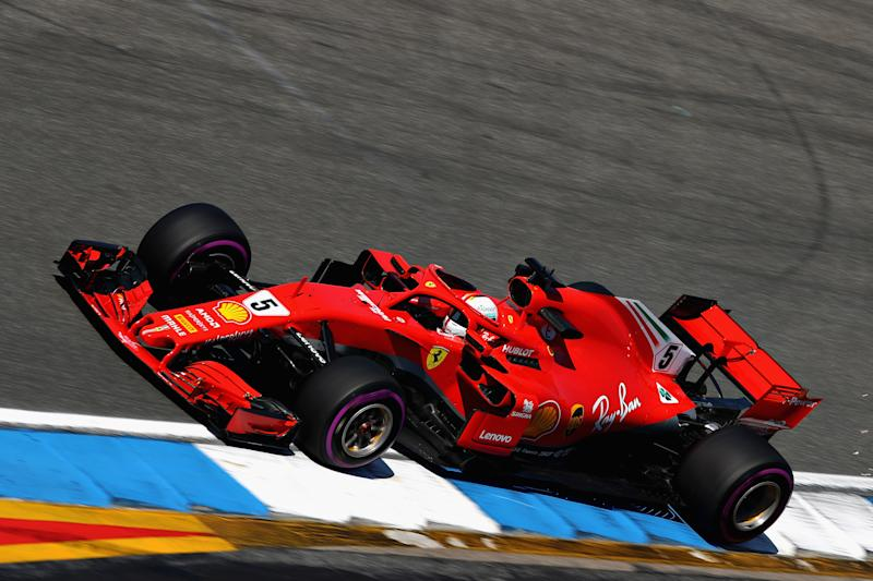 f1 vettel en pole au grand prix d 39 allemagne. Black Bedroom Furniture Sets. Home Design Ideas