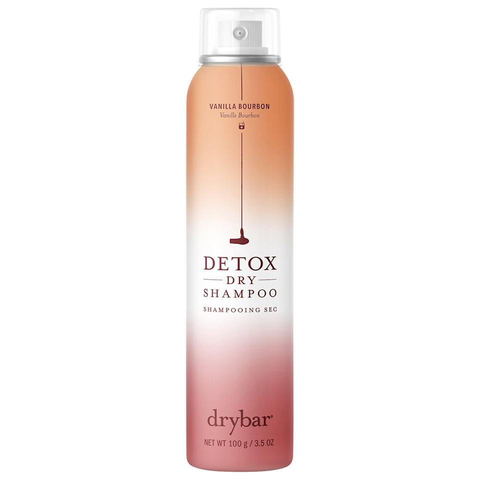 <p>Popular year-round, this <span>Drybar Detox Dry Shampoo</span> ($14-$23) absorbs oils and odors between shampoos and now comes in a new vanilla bourbon scent, too. </p>