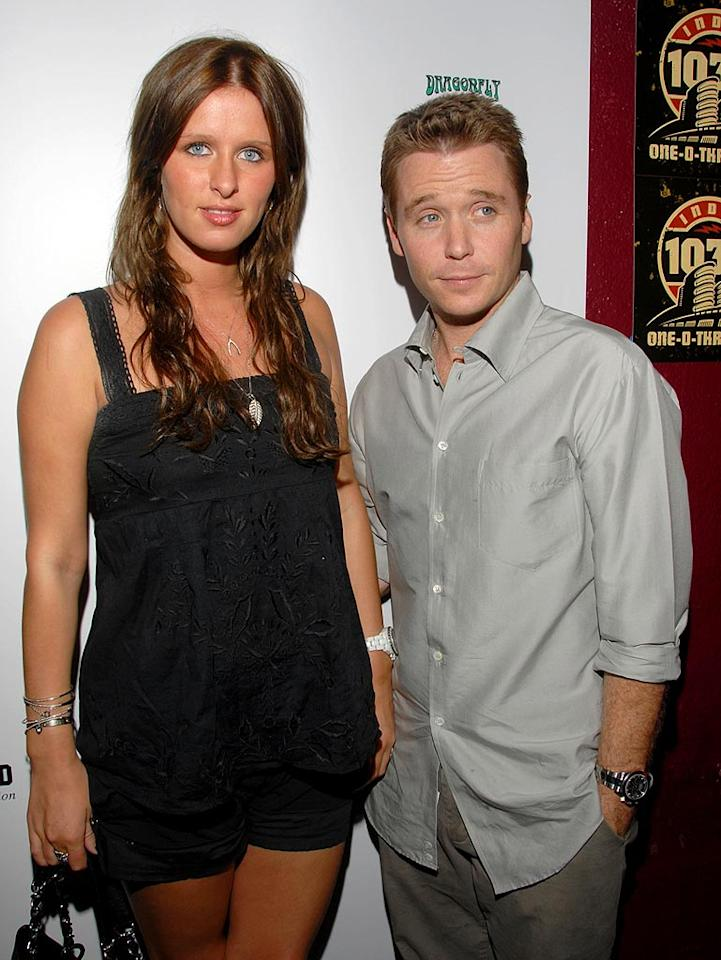 """Apparently, dating a taller woman didn't bother Kevin Connolly. The """"Entourage"""" star was romantically linked to Nikki Hilton for over a year and a half before breaking up with her in 2006. Kevin Mazur/<a href=""""http://www.wireimage.com"""" target=""""new"""">WireImage.com</a> - February 12, 2003"""
