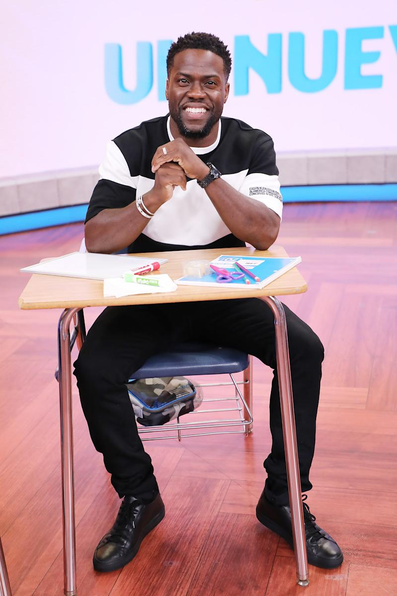 Kevin Hart Is Taking Over Hq Trivia To Give One Lucky Winner 100k Study Up People