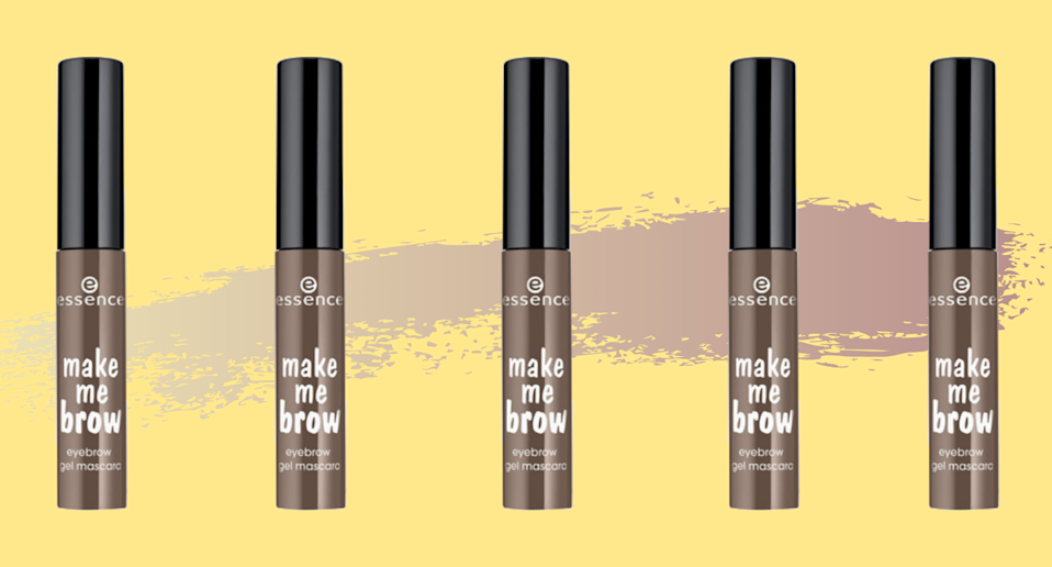 The Make Me Brow gel by Essence is only $4.