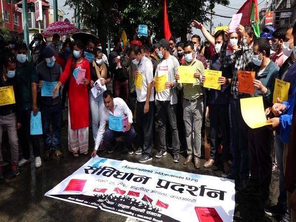 Opposition continues to hit street in Nepal as Supreme Court prepares to deliver verdict next week
