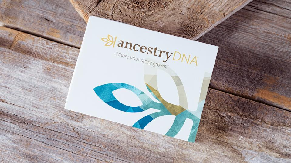 The best gifts for men: AncestryDNA
