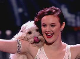 Britain's Got Talent Champ Pudsey Piles On The Pounds After Win