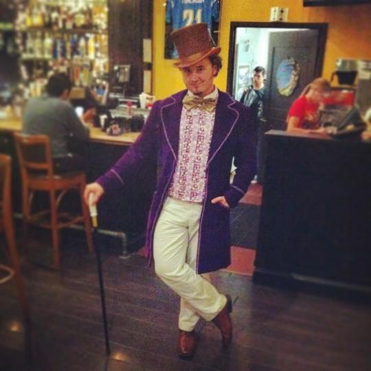 """<p>You don't have to use much imagination to recognize this """"Charlie and the Chocolate Factory"""" character. (Source: Instagram, <a href=""""https://instagram.com/count3d/"""" rel=""""nofollow noopener"""" target=""""_blank"""" data-ylk=""""slk:count3d"""" class=""""link rapid-noclick-resp"""">count3d</a>)</p>"""