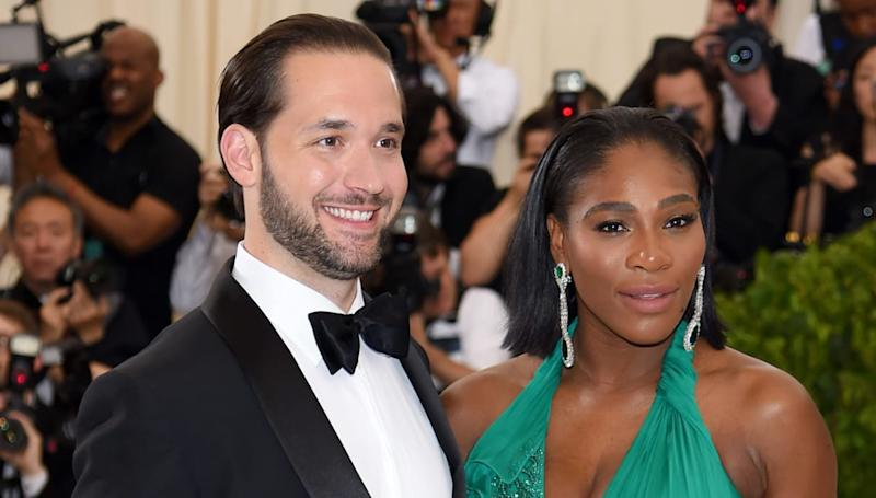 Serena Williams Had a   Beauty and the Beast -Themed Wedding — Like a Boss
