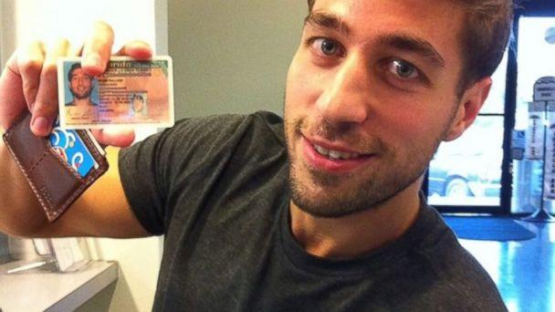 ht freed ryan license kb 131125 16x9 608 First iPhone and Drivers License: What Ryan Ferguson Has Been Up to Post Prison