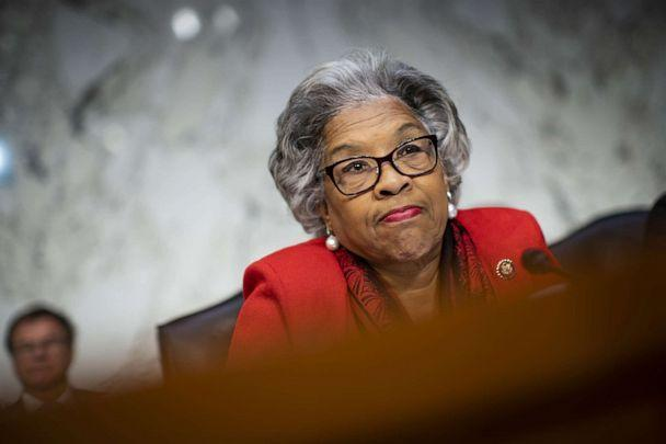 PHOTO: Representative Joyce Beatty, a Democrat from Ohio, listens during a Joint Economic Committee hearing on Capitol Hill, Nov. 13, 2019. (Al Drago/Bloomberg via Getty Images)